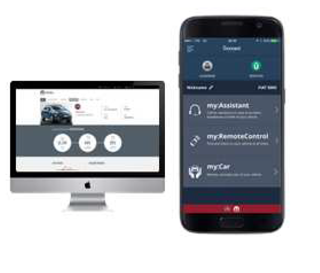 Mopar connect App